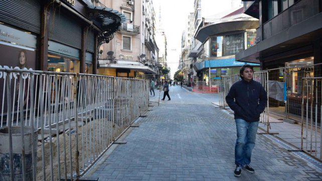 Habilitan el paso peatonal por Sarmiento y Córdoba por el día del Padre