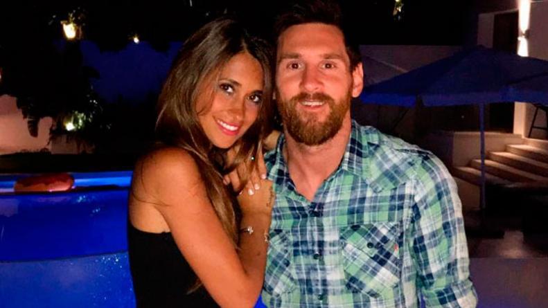 Habló uno de los amigos de Messi de la infancia invitado al casamiento