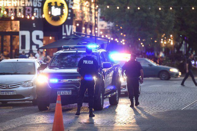 Habrá 32 puntos de control en las calles de la ciudad para evitar la circulación nocturna