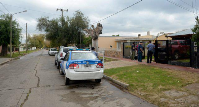 Indignación de vecinos de Cristalería por el brutal crimen del almacenero