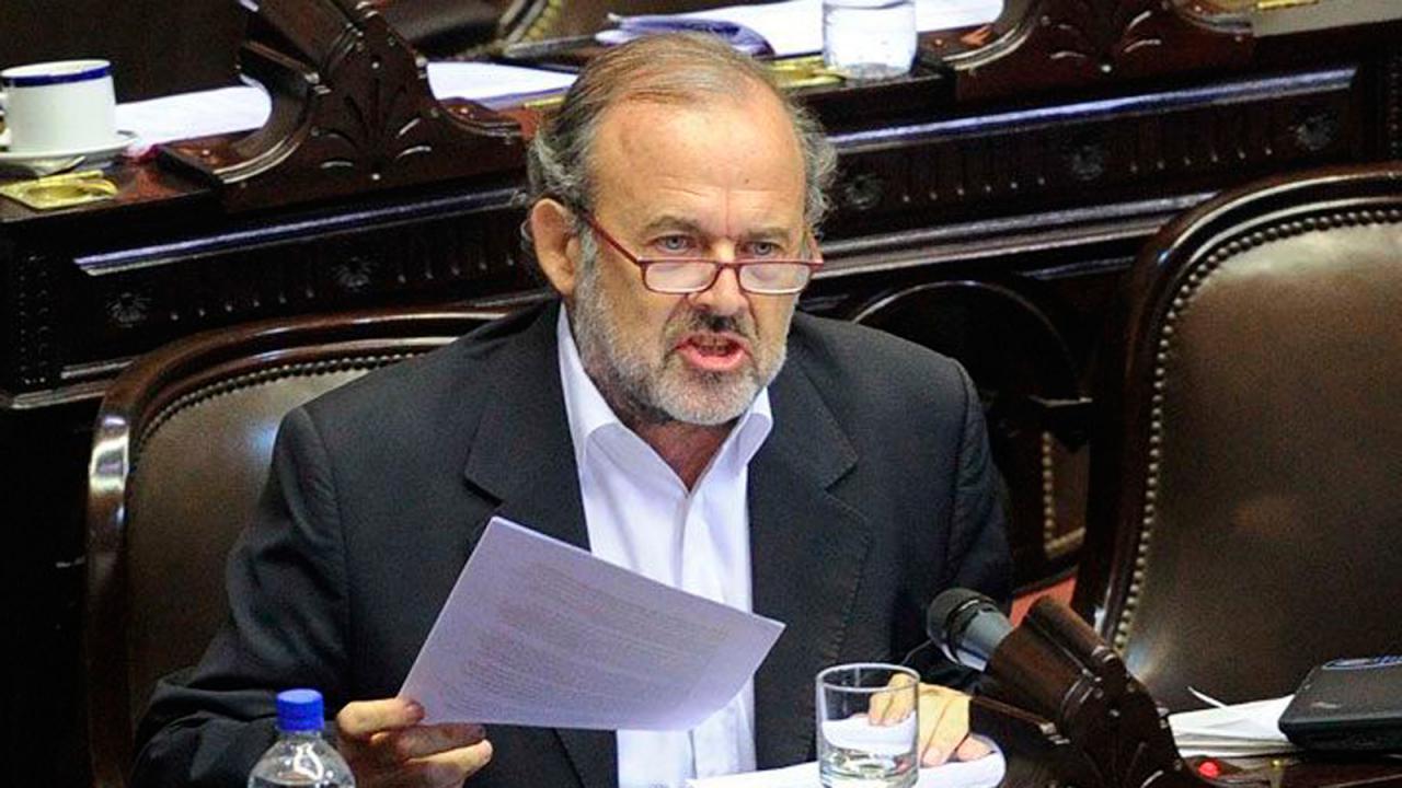 Internaron en grave estado en Baigorria al diputado Amadeo de Cambiemos