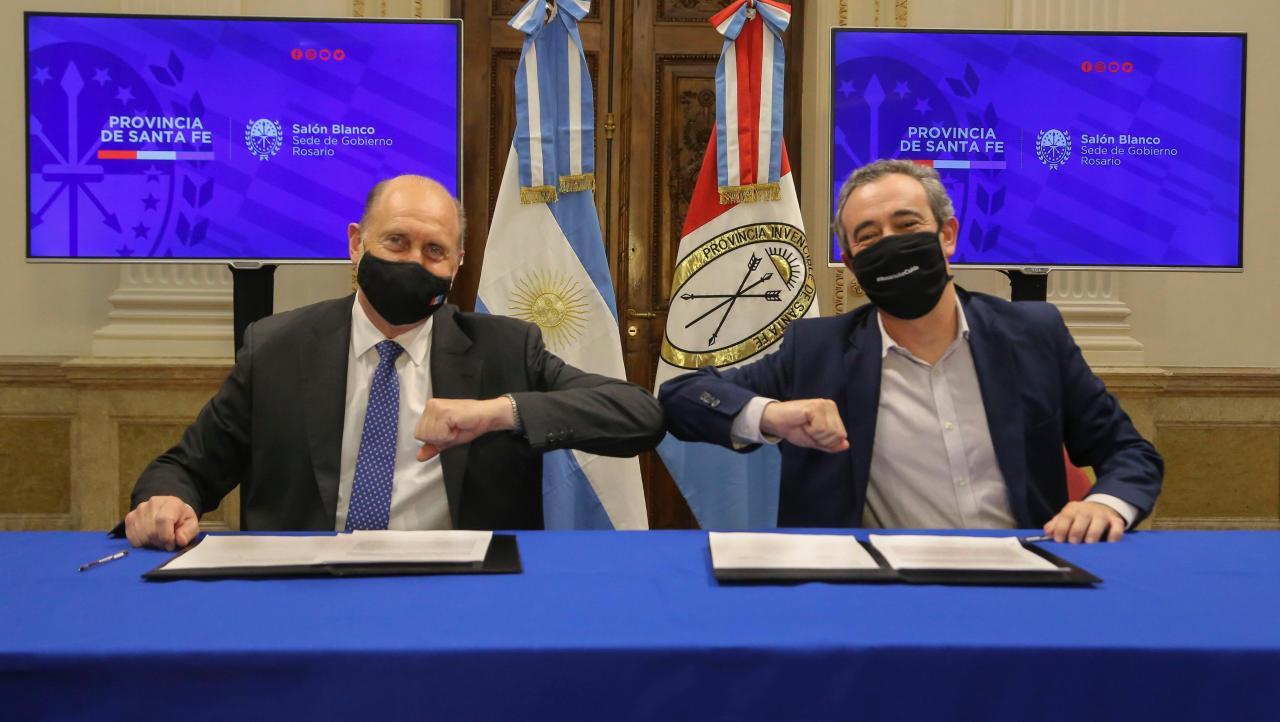 Javkin defendió las reaperturas y aclaró las razones de las restricciones en la movilidad