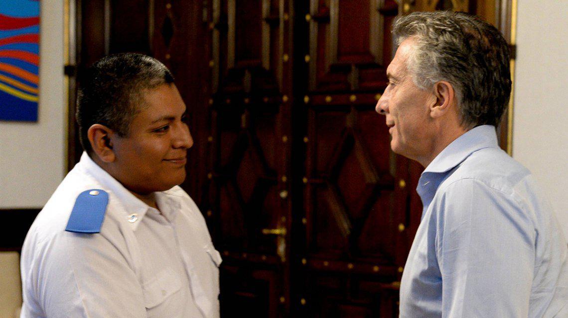 Jueces de todo el país critican a Macri por su posición sobre el caso Chocobar