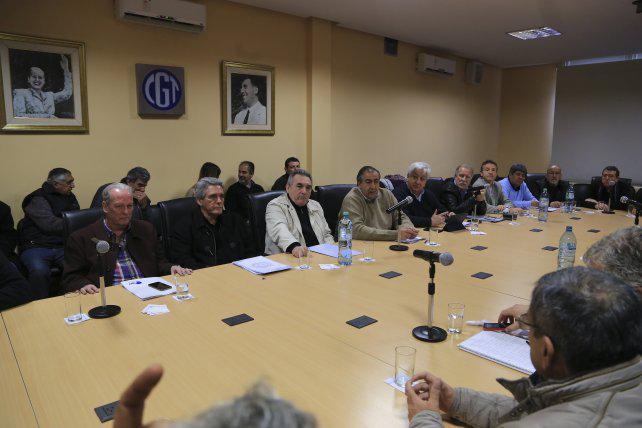 La CGT ya amenaza con un paro general contra el gobierno de Mauricio Macri