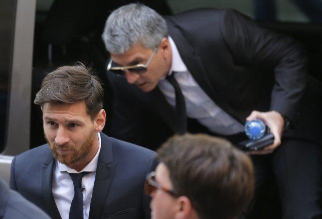 """La condena a Messi a 21 meses de prisión por fraude fiscal fue un bombazo mundial"""