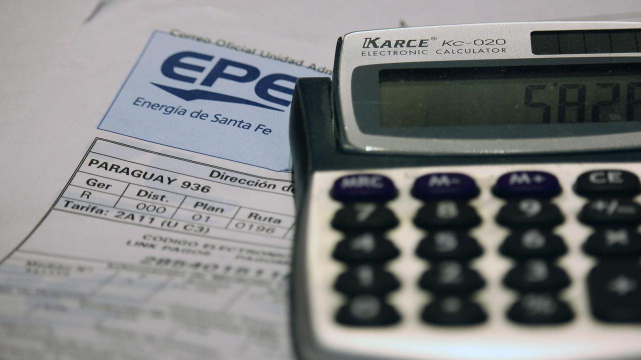 La EPE confirmó que sube 8 por ciento la tarifa por la quita de subsidios nacionales