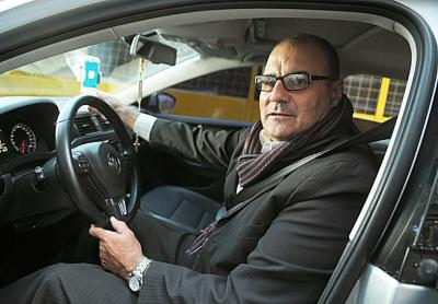 La historia de Jorge Abello, el exdiputado santafesino que es chofer de Uber