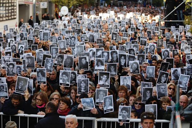 """""""La impunidad del atentado a la AMIA ya es un flagelo para toda la Argentina"""""""