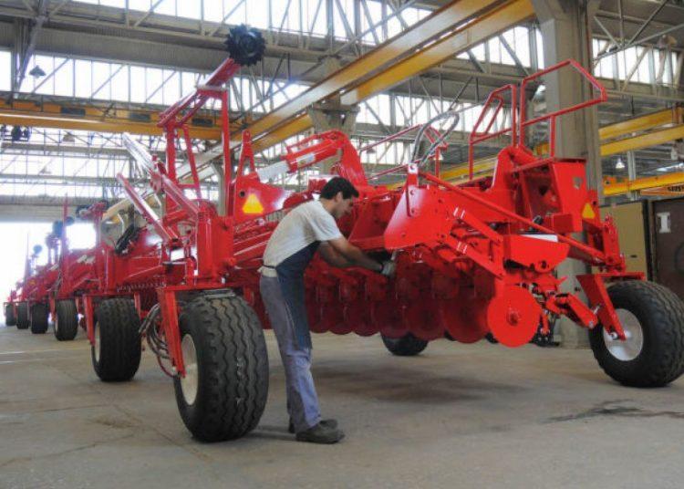 La industria santafesina se recupera con la maquinaria agrícola como estrella