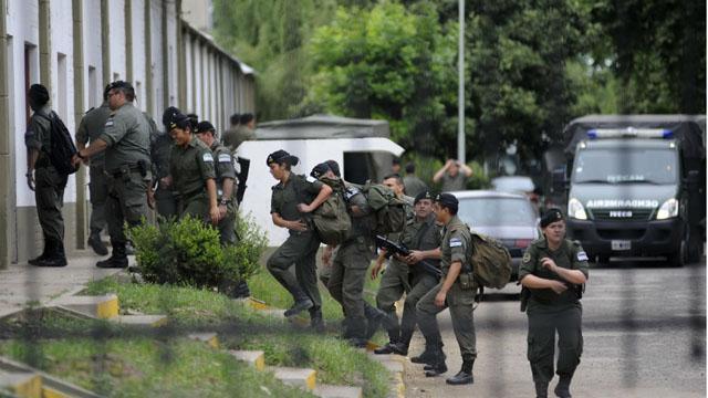 La provincia asegura que el regreso de las fuerzas federales es inminente