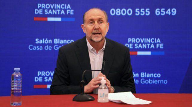 La provincia demoró el anuncio de restricciones por la pulseada con Nación
