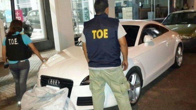 La provincia remata autos de lujo y propiedades incautadas al narcotráfico