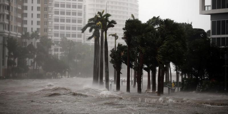 """""""La sacamos barata, parecía desvastador"""", el tremendo relato de un rosarino en Miami"""