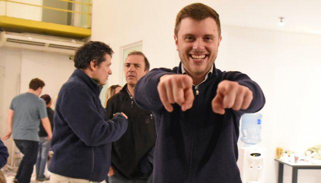 La satisfacción de Roy López Molina, el gran batacazo de la elección a concejal en Rosario
