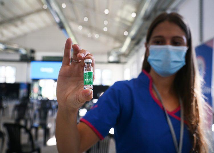 La segunda quincena de junio arranca la vacunación a menores de 60 sin riesgo