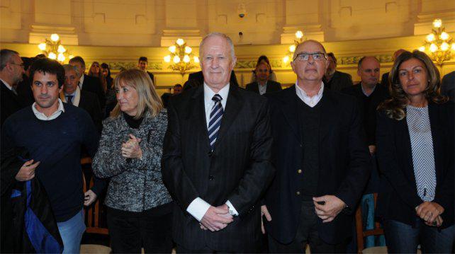 Lamberto asumió como Defensor del Pueblo y prometió independencia del gobierno provincial