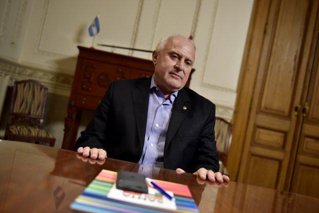 Lifschitz: Contigiani encabezará la lista de diputados si Bonfatti no juega