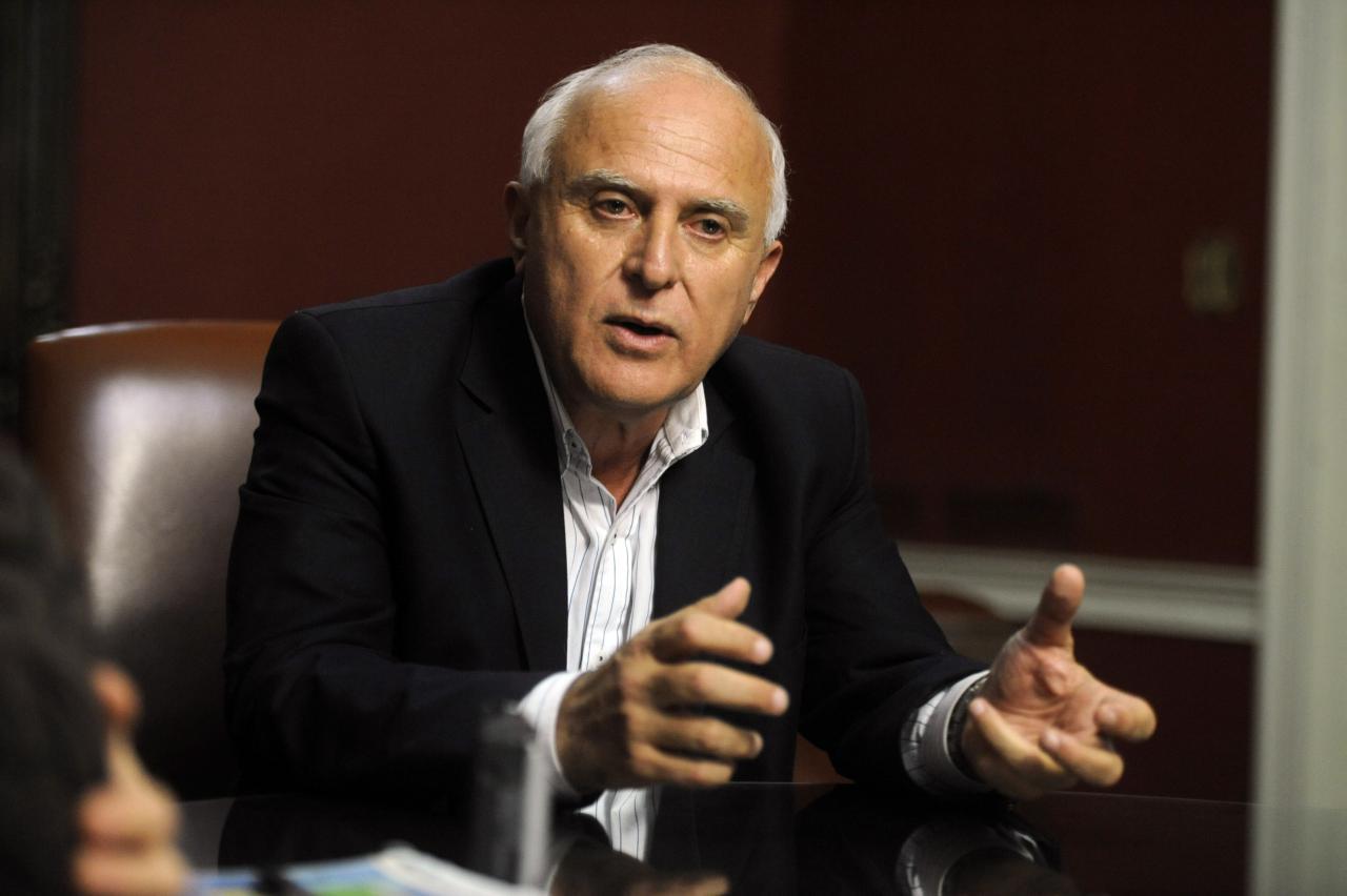 Lifschitz le pedirá a la Nación 3.000 gendarmes fijos para Santa Fe