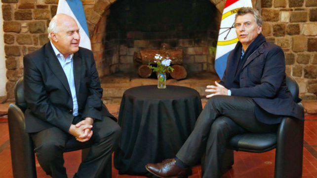 Lifschitz y Macri limaron asperezas y asoma un acuerdo por la deuda de Nación