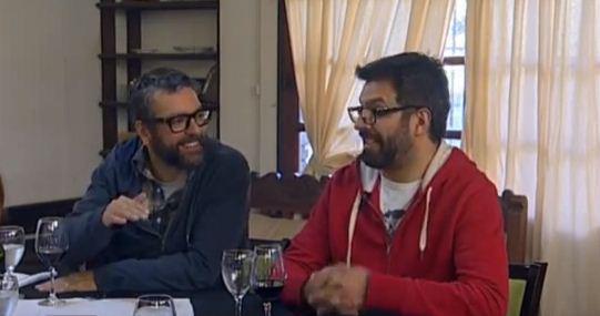 """Liniers y Montt en Rosario: """"Dibujar sobre la realidad es también un hecho político"""""""