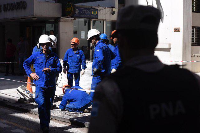 Litoral Gas recibe dos denuncias diarias por fugas provocadas por terceros