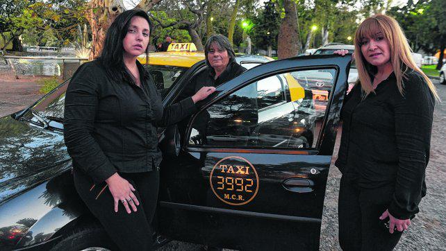 Los conflictos entre taxistas disminuyeron pero temen que se intensifiquen