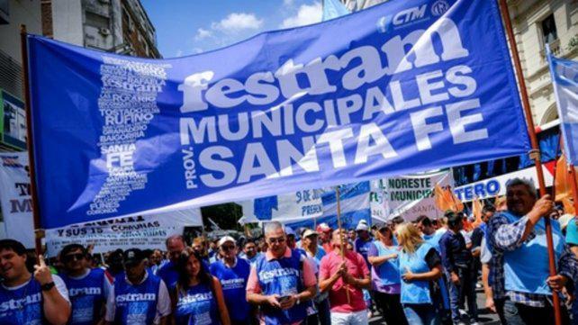 Los municipales quieren cláusula gatillo y suba inicial