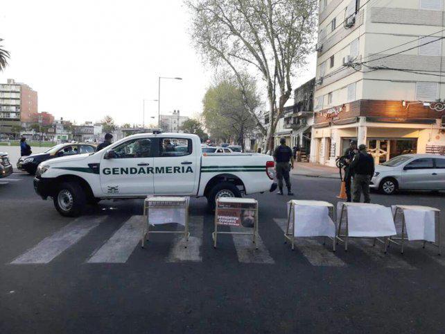 Malestar por la presencia de Gendarmería en una clase pública por Maldonado