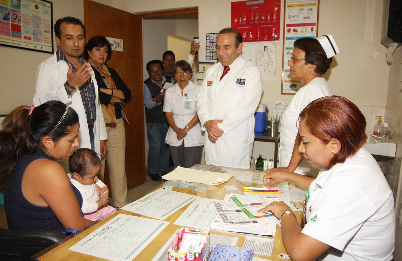 Médicos municipales solicitan se limite el ingreso de niños a consultorios de adultos