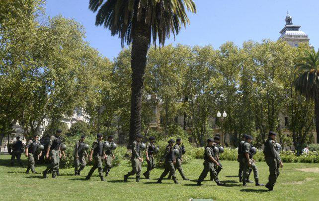 Nación destinará 1.500 gendarmes y prefectos al Gran Rosario para combatir la inseguridad