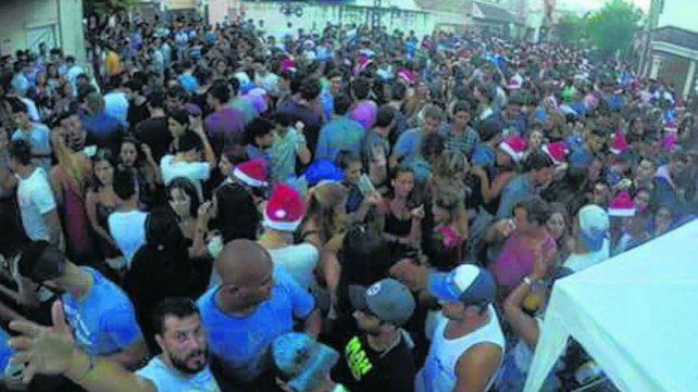 Operativo especial contra las fiestas callejeras en la ciudad