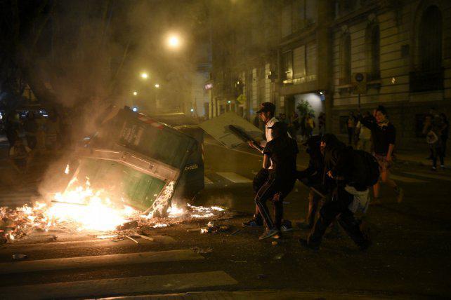 """Para el PRO, """"la ciudad fue una anarquía por la ausencia del Estado para prevenir y actuar"""""""