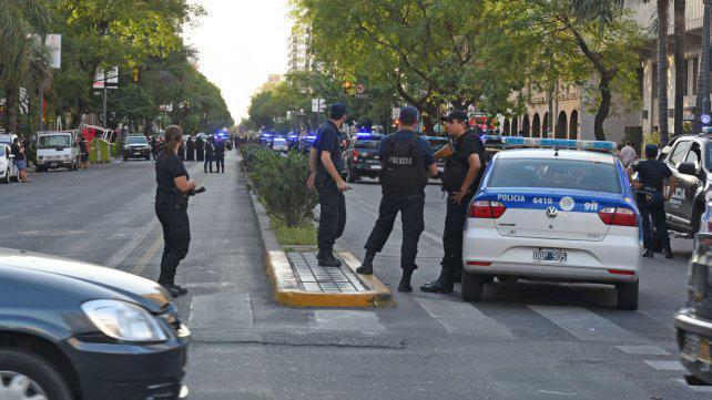 """Para la policía el operativo """"demostró que el clásico se puede jugar en Rosario"""""""