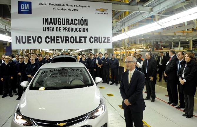 """""""Podemos hacer vehículos nuevos pero no hay ventas y eso es muy preocupante"""""""