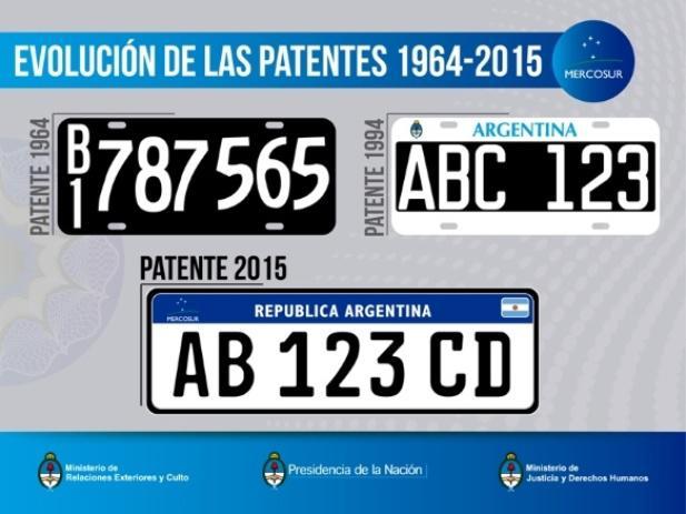 Polémica por un proyecto para estatizar los registros del automotor en todo el país