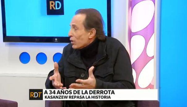 Polémica visión de Kazanzew sobre la guerra de Malvinas y los excombatientes