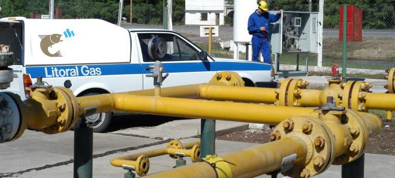 Por el fallo de la Corte, las facturas de Litoral Gas llegan con valores muy bajos