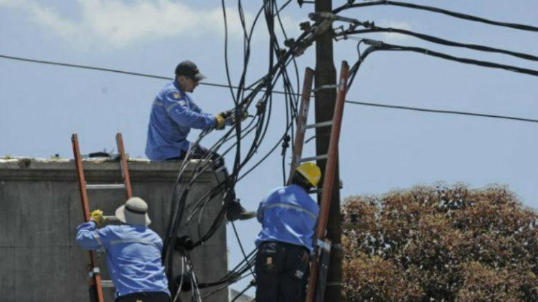 Por la crisis, creció el hurto de energía y la EPE pierde $600 millones anuales