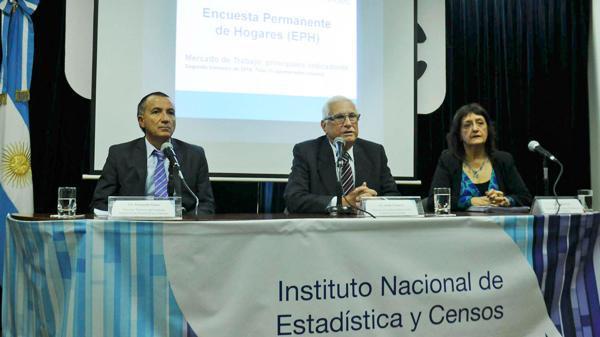 """""""Por respeto a la sociedad había que reconstruir el Indec y las estadísticas públicas"""""""