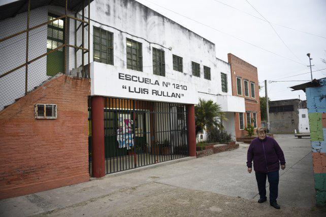 Por un violento robo a una escuela, 500 pibes se quedan sin ración alimentaria
