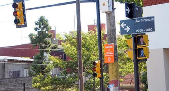 Por qué dejaron de funcionar más de la mitad de los semáforos de Rosario