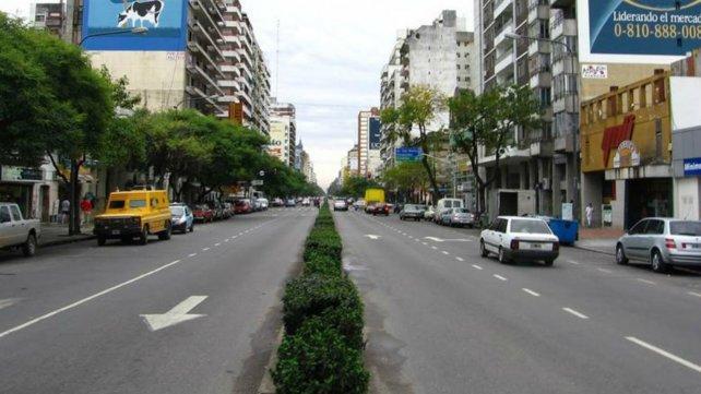 Proponen bajar a 50 km/h la máxima en avenidas rosarinas