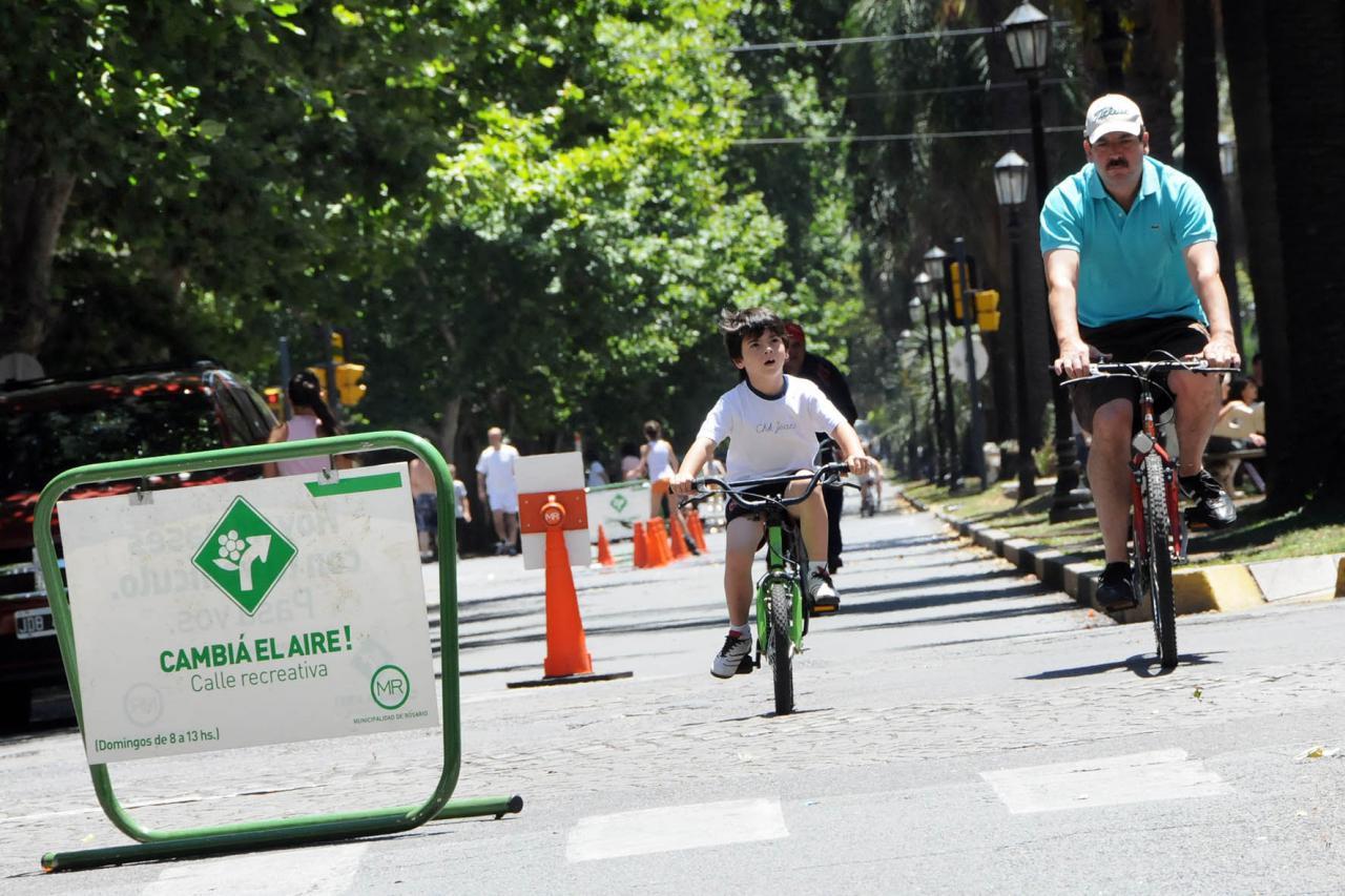 Proponen que también haya calles recreativas en los barrios