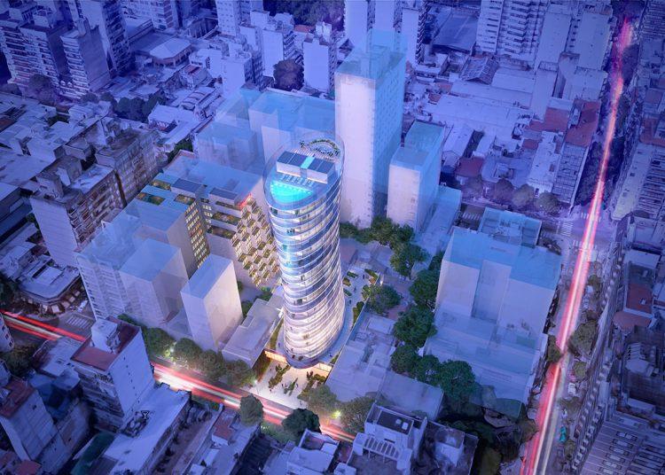 Proponen una inversión de 3 mil millones de pesos para la llegada del Hilton a Rosario