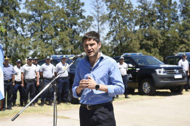 Pullaro pide penas más duras para quienes atacan a balazos propiedades
