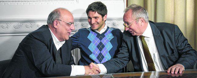 Pullaro reiteró que el clásico rosarino puede jugarse en Santa Fe