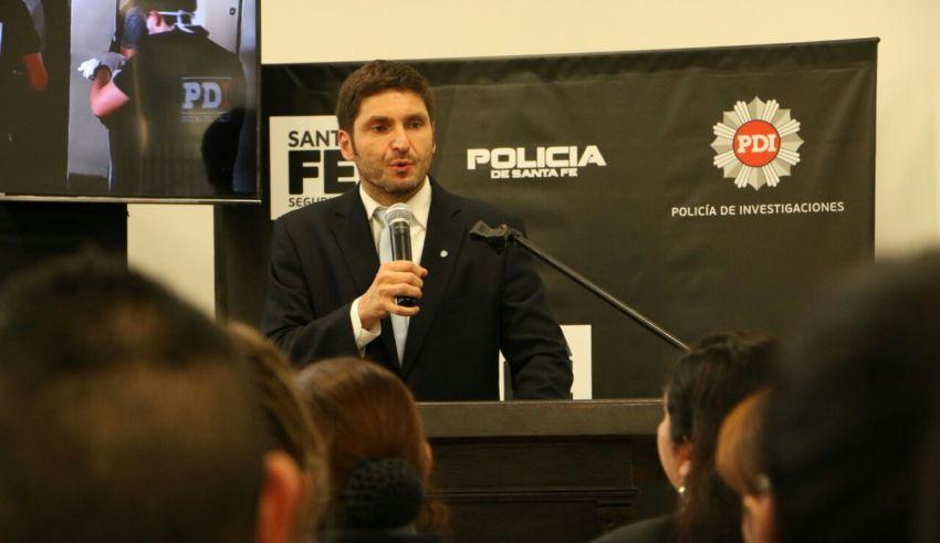 Pullaro reveló que detrás de la ola de crímenes en Rosario están otra vez Los Monos