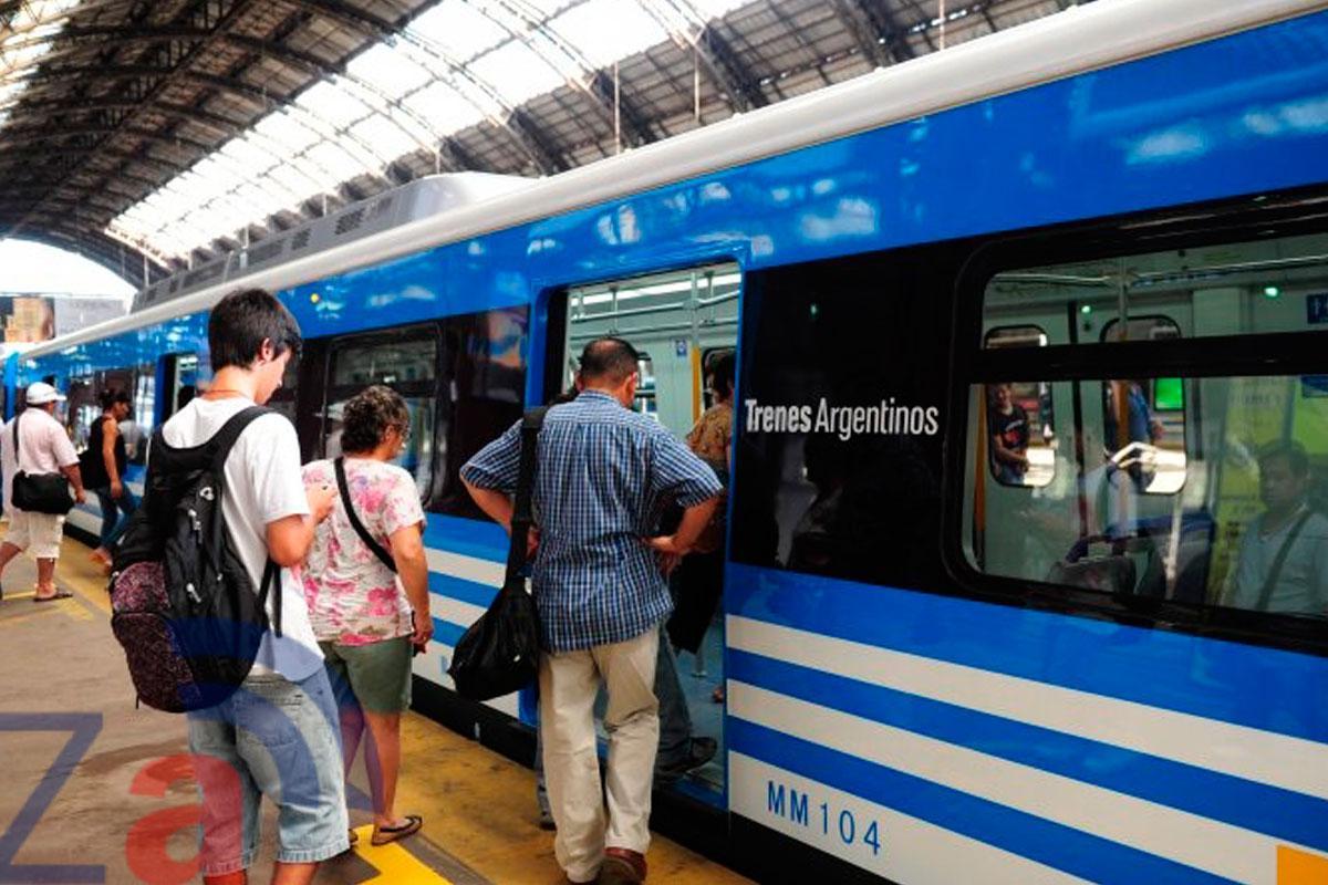 """""""Que desde hoy el tren llegue a Rosario Norte es un paso muy importante"""""""