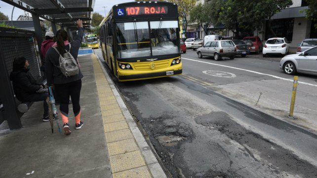 Quejas de comerciantes de Alberdi por las fallas del Metrobus Norte