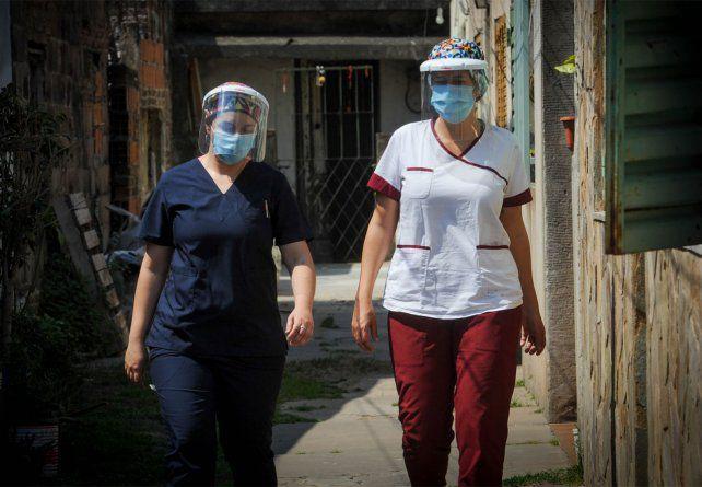 Radiografía del covid en Rosario: avanzan los contagios en el oeste y noroeste